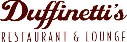 Duffinetti's Restaurant & Lounge Logo